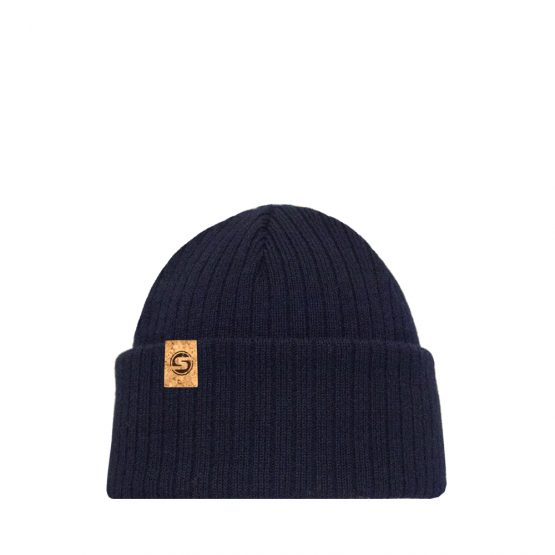 BALTIC recycled beanie dark blue