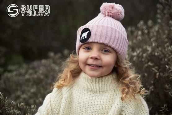 SUPERYELLOW Polar Junior light pink image