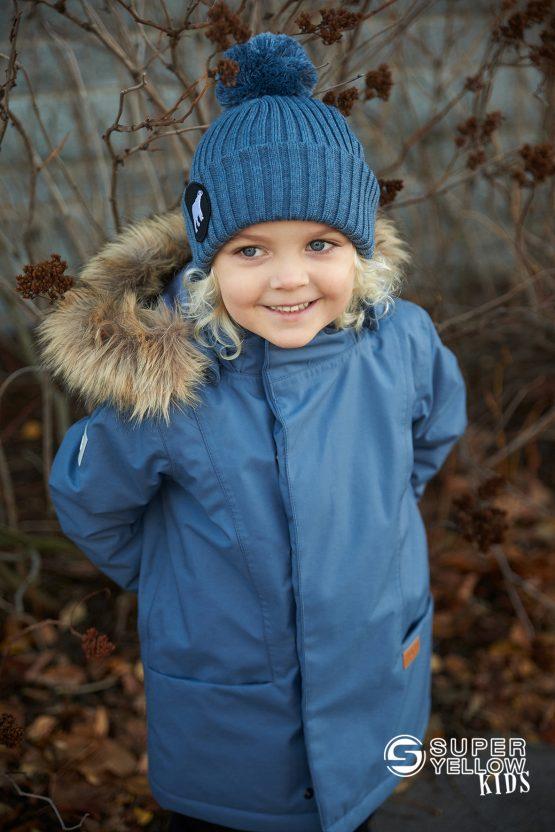 SUPERYELLOW Polar Junior light steel blue