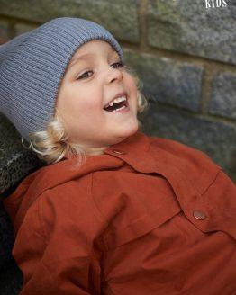 SUPERYELLOW VERNE kids beanie grey image