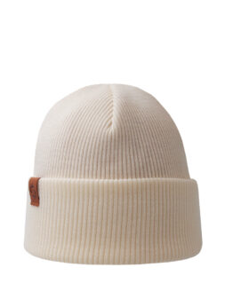Superyellow Marinero beanie off white