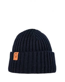 SAILOR Beanie dark blue