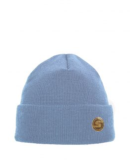 SONNE Junior beanie light blue