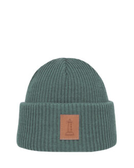 SUPERYELLOW Beacon Beanie fog green