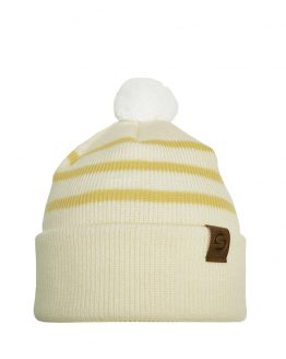 LITTLE SKIPPER Merino wool beanie